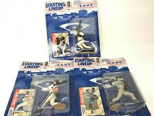 LOT OF 3 Starting Lineup Sports Figures and Cards 1997 Lopez Thomas  Park NEW