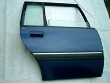 Tür Opel Omega A Kombi Caravan hinten rechts blaumet.