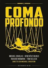 COMA PROFONDO  RESTAURATO IN HD   DVD THRILLER