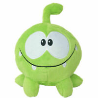 20cm Om Nom Frog Plush Toy Cut the Rope Stuffed Figure Doll for Kids Gift