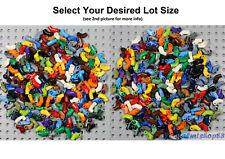 LEGO - Minifigure Arms (Pairs) Assorted Colors - Body Parts City Castle Bulk Lot
