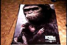 Dawn Of The Planet Of The Apes Advance Rolled 27X40 Orig Movie Poster