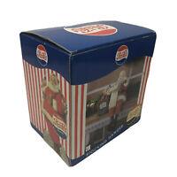 Vintage Classic Original 1997 Pepsi Cola Santa Claus Christmas Stocking Hanger