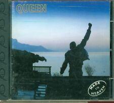 Queen - Made In Heaven Serigrafato Q Holland Press Cd Ottimo Spedito in 48 Ore