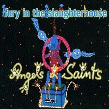 Fury in the Slaughterhouse Angels & saints (2002) [Maxi-CD]