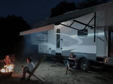 Carpa De Camping Tira de Luz LED de alta luminosidad 5M + Adaptador Blanco Cálido