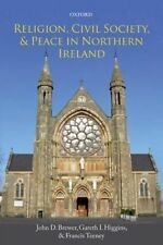 USED (LN) Religion, Civil Society, and Peace in Northern Ireland by John D. Brew