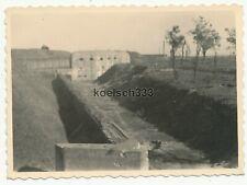 Foto bunker Fort fortezza Cittadella Wehrmacht equipaggio Polonia campagna Polonia 1939