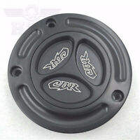 Krator Black Keyless Gas Cap Twist Off Fuel Tank Cap Logo For Honda CBR 900RR 1993-1999