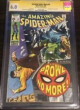 Amazing Spider-Man 79 CGC 6.0 2nd Appearance Prowler ASM 1969 Romita Cover
