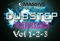 Presets for Massive - Vengeance Dubstep Vol 1-2-3with 193 ✔Real Best Choice