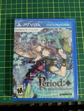 Period: Cube -- Shackles of Amadeus (Sony PlayStation Vita, 2017)