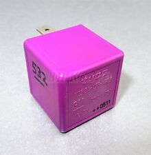 532-Vauxhall Opel 90-10 Fuel Pump Purple Relay 90464759 Tyco V23134-K55-X370 30A