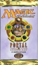 MTG Magic Cards Lot Portal 2 Booster Pack x1 1 Booster Packs  Brand New YIZ