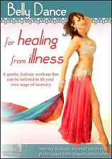 Bellydance For Healing From Illness with Nadirah DVD