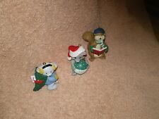 DCI Ornaments, Plastic, 1995-1996 (3)