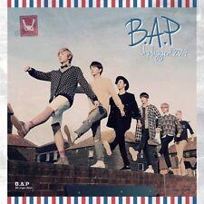 B.A.P-[UNPLUGGED 2014] 4th Single Album CD+24p Photo Book+Card BAP K-POP Sealed
