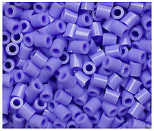 1000 Perler Pastel Lavender Color Iron on Fuse beads New