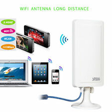 USB WiFi Antenna Long Distance Booster Wireless up to 3000 Mile Away Hot Spots