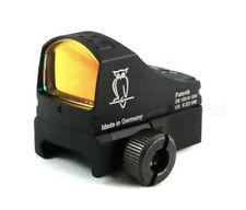 DOCTER COMPACT OPTICS REFLEX RED DOT SIGHT III (Airsoft) Black