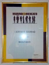 CORNICE PORTAFOTO - PICTURE FRAME - FOTOS MARCO/ COLOR ORO - 30X40