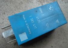 BMW 750i E38 M3 E36 E31 M5 E39 RELAISMODUL 2 STEUERGERÄT DRM RELAIS BLAU 1383417