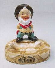 1950's Dick Grave's Nugget Sparks Nevada casino Figural ashtray Last Chance Joe