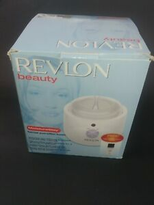 NIB  Beauty Moisture Stay Facial Paraffin Bath Model RVS1207 FREE SHIPPING