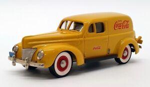 Brooklin 1/43 Scale BRK9 011A  - 1940 Ford Sedan Delivery Coca Cola - 1 Of 400