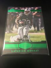 2016 Plates & Patches Green LATAVIUS MURRAY /25