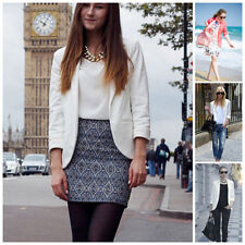 Waist Length Unbranded Regular Suits & Tailoring for Women