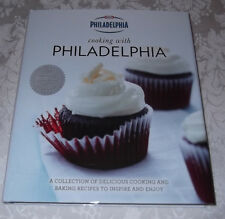 Kraft Cooking with Philadelphia 115 Full Color Recipes NEW HC with DJ 2013 Ed.