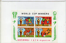 Corea Mundial de Futbol Argentina año 1978 (CQ-358)
