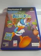 Donald Duck - Quack Attack (Sony PlayStation 2, 2005). FREE POSTAGE.