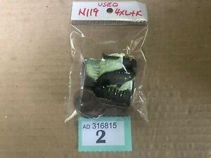 THULE USED LOCKS Number N199 PLUS 1 KEY for roofboxes,roofracks & Cycle carriers