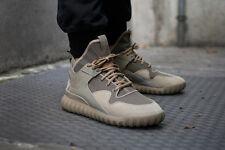 Adidas Originals Tubular X Hemp size US 10 Reflective NMD BOOST Yeezy Tan Brown2
