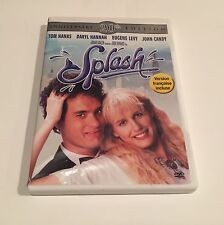 Splash (DVD, 2004, 20th Anniversary Edition) Tom Hanks, John Candy, Daryl Hannah