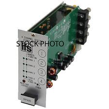 GE / IFS VR7420 R3 Digital video transmitter Data Transceiver multiplexer SEALED
