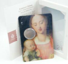 Original San Marino Folder Blister - leer - für 2 Euro Gedenkmünze , ohne Münze