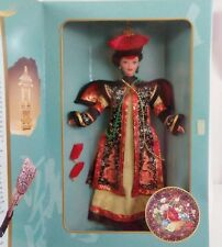 Chinese Empress Barbie Doll The Great Eras Collectors Edition 16708 Mattel