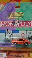 Johnny Lightning Monopoly Dodge Dart plus pion (9942)