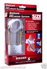 Penis Enlarger SMP Size Matters Deluxe Pro Magnum Enlargement Male Enhancement