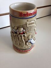 Budweiser Stein Steins - 1984 Los Angeles Olympic Games - CS60 - Wholesale Cases