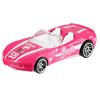 Hot Wheels 1:64 Barbie 2014 Corvette Stingray Diecast Toy Car GJN99 Limited Rare