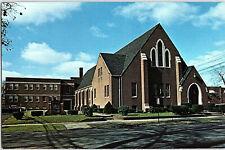 Chrome CHURCH SCENE Barberton - Near Akron Ohio OH AH7922