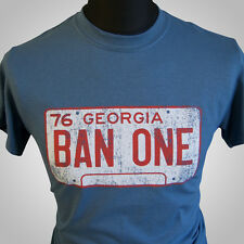 Ban One T Shirt Smokey and the Bandit Retro Movie Themed Burt Reynolds 18 Rig