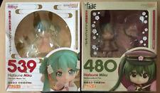 Hatsune Miku Nendoroid Lot 539, 480 New Official Goodsmile Damaged Boxes