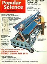 1972 Popular Science Magazine: University of Arizona Solar Energy Collector