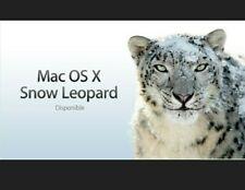 Mac OS X 10.6 Snow Leopard    DVD DL  COPIA RIPARAZIONE