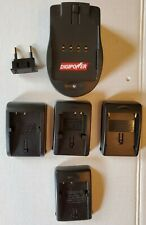 DIGIPOWER TC-500 Universal World Travel Power Charger Digital Camera